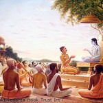 Hearing Srimad-Bhagavatam from the Right Source
