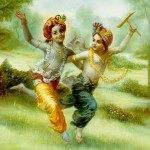 Celebrating Lord Sri Balarama Appearance day