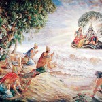Lord Balaram is the source of all Vishnu incarnations in this world