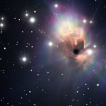NASA speculates Black hole may be producing mysterious particles