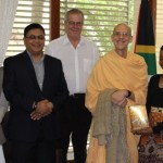 South Africa's Constitutional Court hears from Jayadvaita Swami