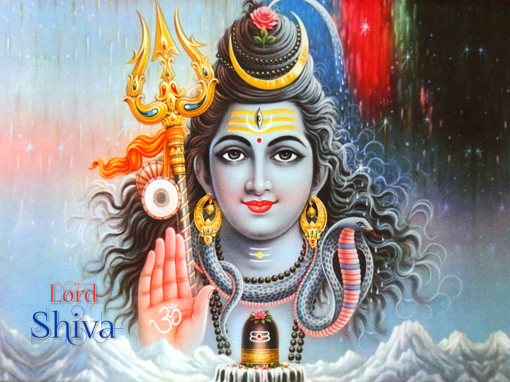 Lord Shiva s Blessings...