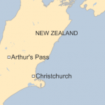 New Zealand's Christchurch hit by strong quake