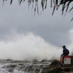Tropical cyclone Marcia hits Australia