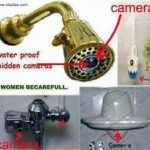 Read this, Mothers and Sisters! Protect your privacy from hidden cameras around you