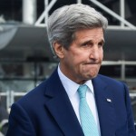 John Kerry says world leaders are shocked at what is happening in America
