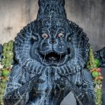 Half-Lion Half-Man form appears! Devotees offer worship to Sri Narasimha