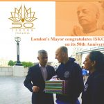 Why ISKCON turning 50 is a milestone achieved for humanity