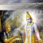 Immortal words of Lord Krishna – Slideshow Part 2