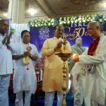 Innovative Outreach Event for celebrating ISKCON 50th Anniversary