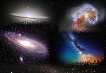 Galaxies - Representational image