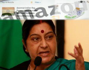 sushma swaraj is right in chastising amazon