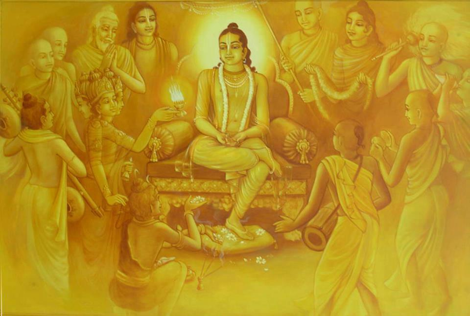 Lord Chaitanya is also known as Prema avatar