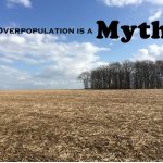 Confirmed! Overpopulation propaganda are misleading