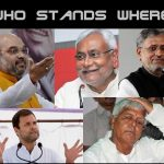 Who stands where after Bihar's unprecedented political drama