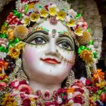 Mayapur devotees celebrate the appearance day of their Most Beloved Srimati Radharani