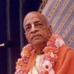 Honouring Srila Prabhupada, the crest jewel of all Gurus