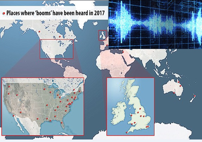 booms heard across the world in 2017
