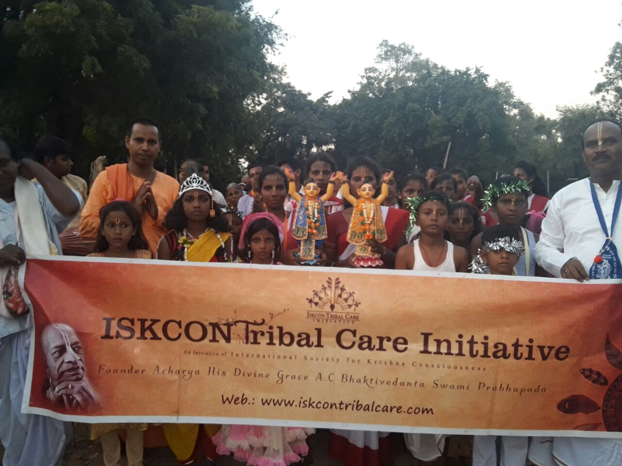 ISKCON Tribal Care
