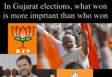 Gujarat elections 2017 Rahul and Modi