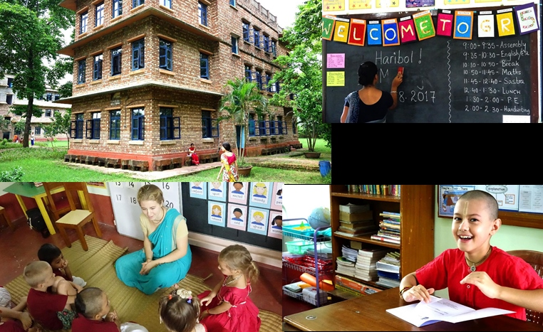 sri mayapur international school