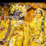 It's Springtime! Celebrating Vasanta Panchami in Sridham Mayapur