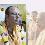 Thousands of devotees welcome Srila Jayapataka Swami back home